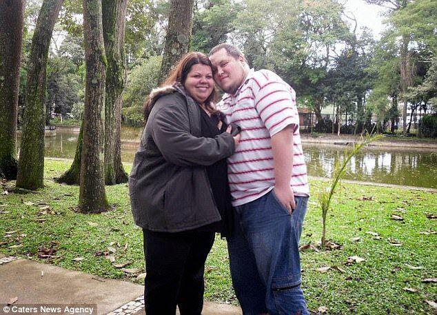 Бразильська пара втратила 200 кг на двох