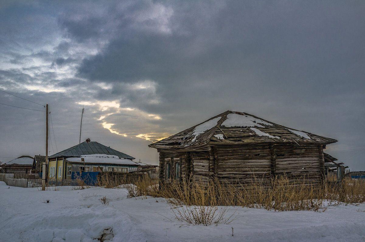 вымирающие русские деревни