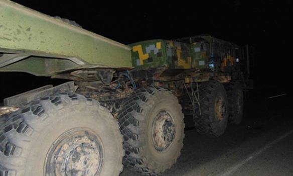 На Черкащині військові потрапили в ДТП: є жертви