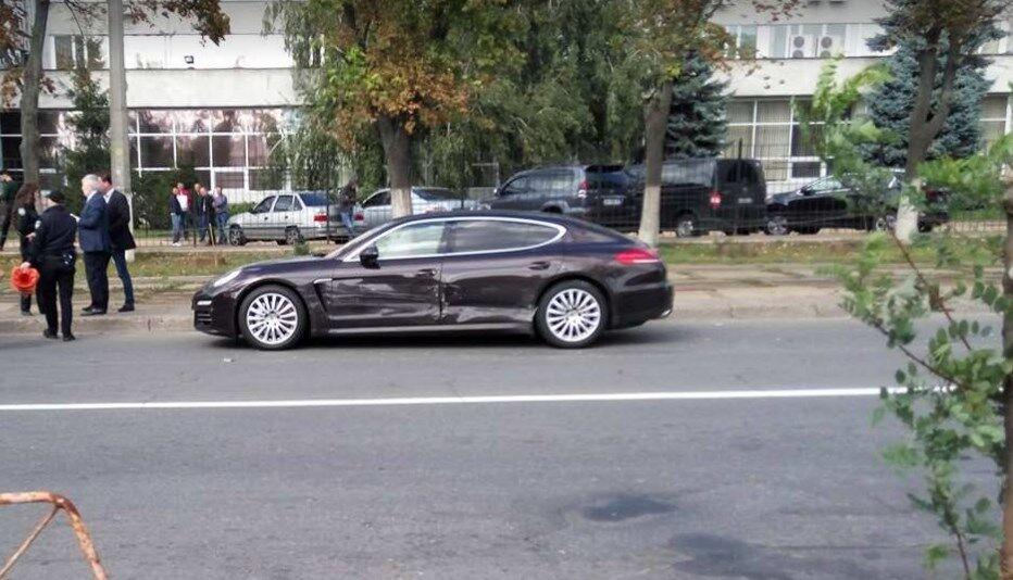 Cтрельба в центре Киева: все подробности