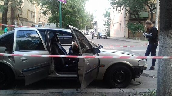 Стрілянина в центрі Києва: з'явилися дані про постраждалих і невідоме авто
