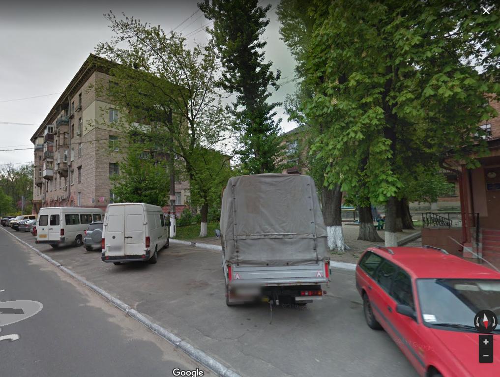 Случай произошел на улице Маричанская, 3