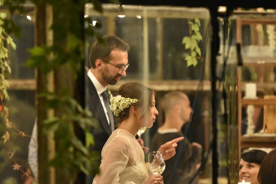 Свадьба Лещенко и Топольской: появились первые фото