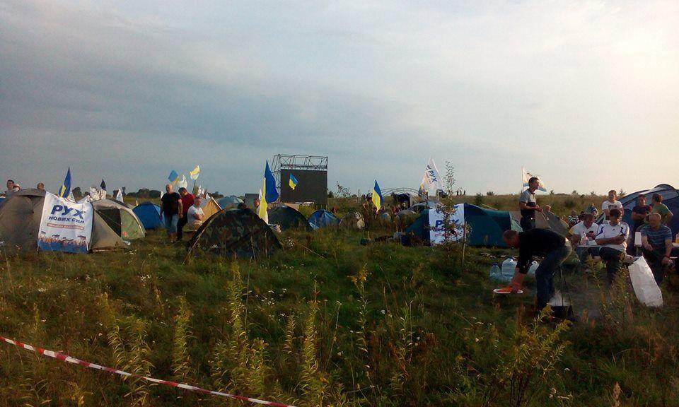 Пограничники рассказали, что сделают с Саакашвили