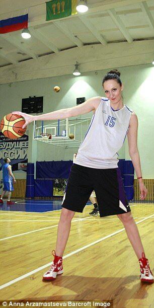 Баскетболистка из-за необычной внешности попала в Книгу рекордов Гиннеса
