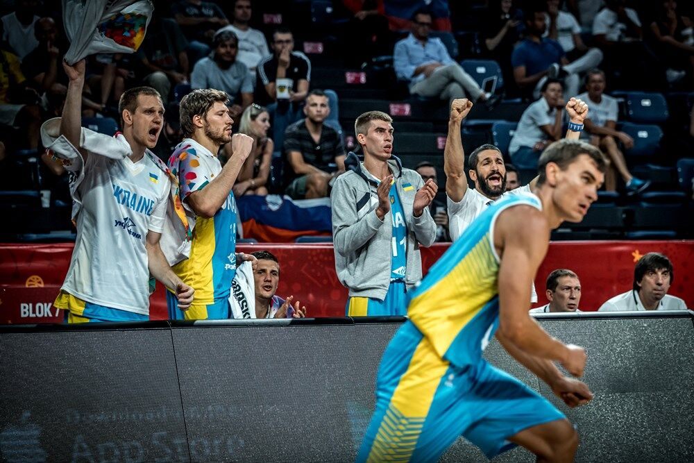 Сборная Украины проиграла Словении в 1/8 финала Евробаскета