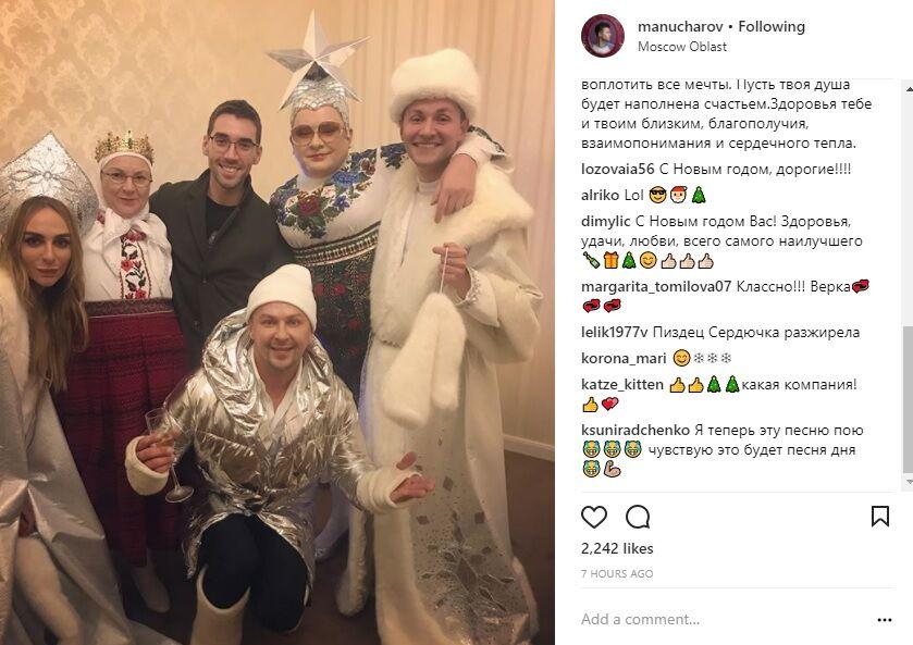 «Нутакая глупость!» Сердючка выступила против запрета на русские фильмы