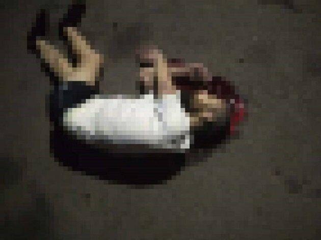 В Запорожье самоубийца лишил жизни ребенка: фото и видео 18+