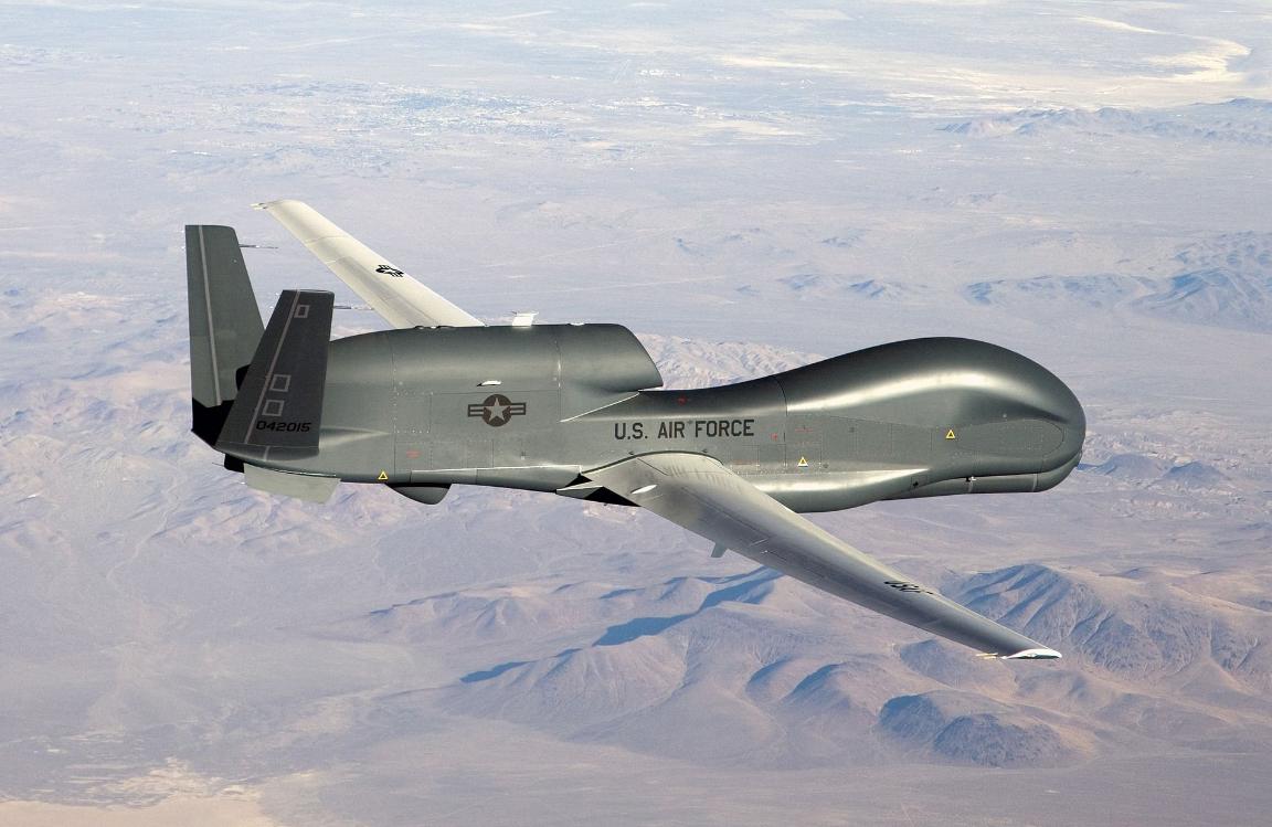 В Украине похвастались запуском нового дрона США на Донбассе