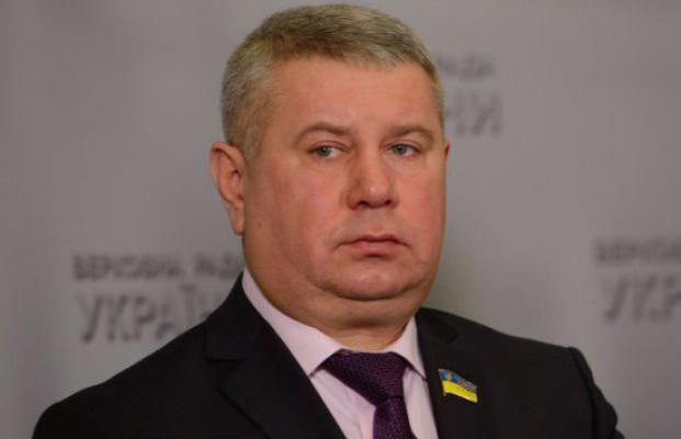 Нардеп от БПП Андрей Антонищак