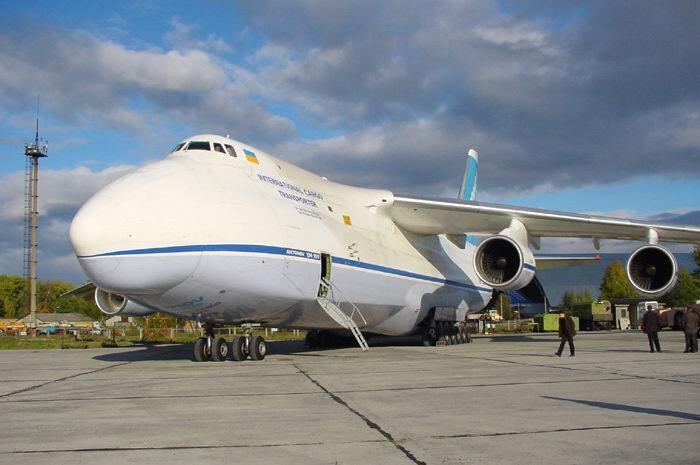 "AН-124-100 ""Руслан"""