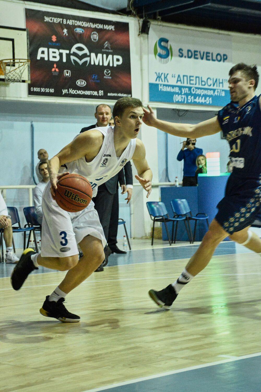 МБК Николаев - Будивельник
