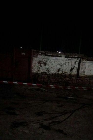 В Одесской области из гранатомета расстреляли кафе