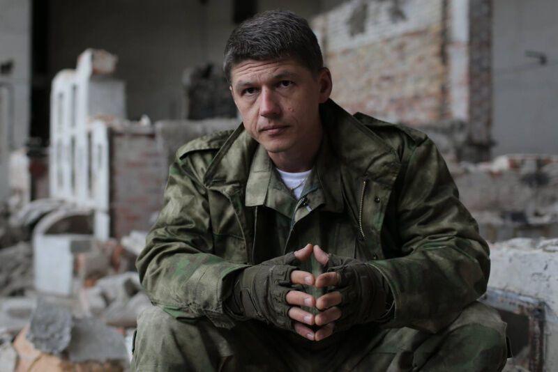 """У Москві дивляться на Україну та потирають руки - кіборг """"Богема"""""""