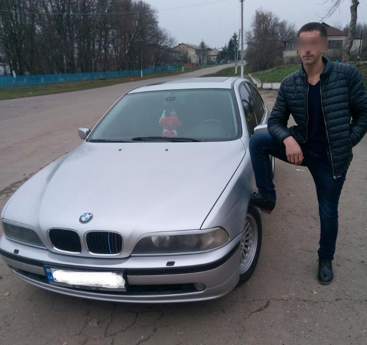 За рулем BMW был 22-летний Роман Ш.
