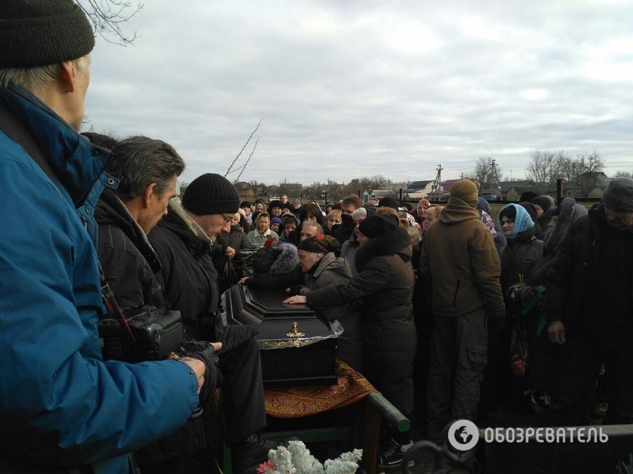 Убийство Ноздровской: Чорновол пояснила, почему ее не было на похоронах