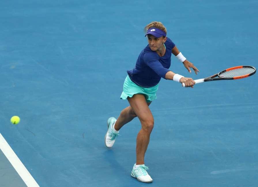 Українська тенісистка здобула вольову перемогу над росіянкою на Australian Open
