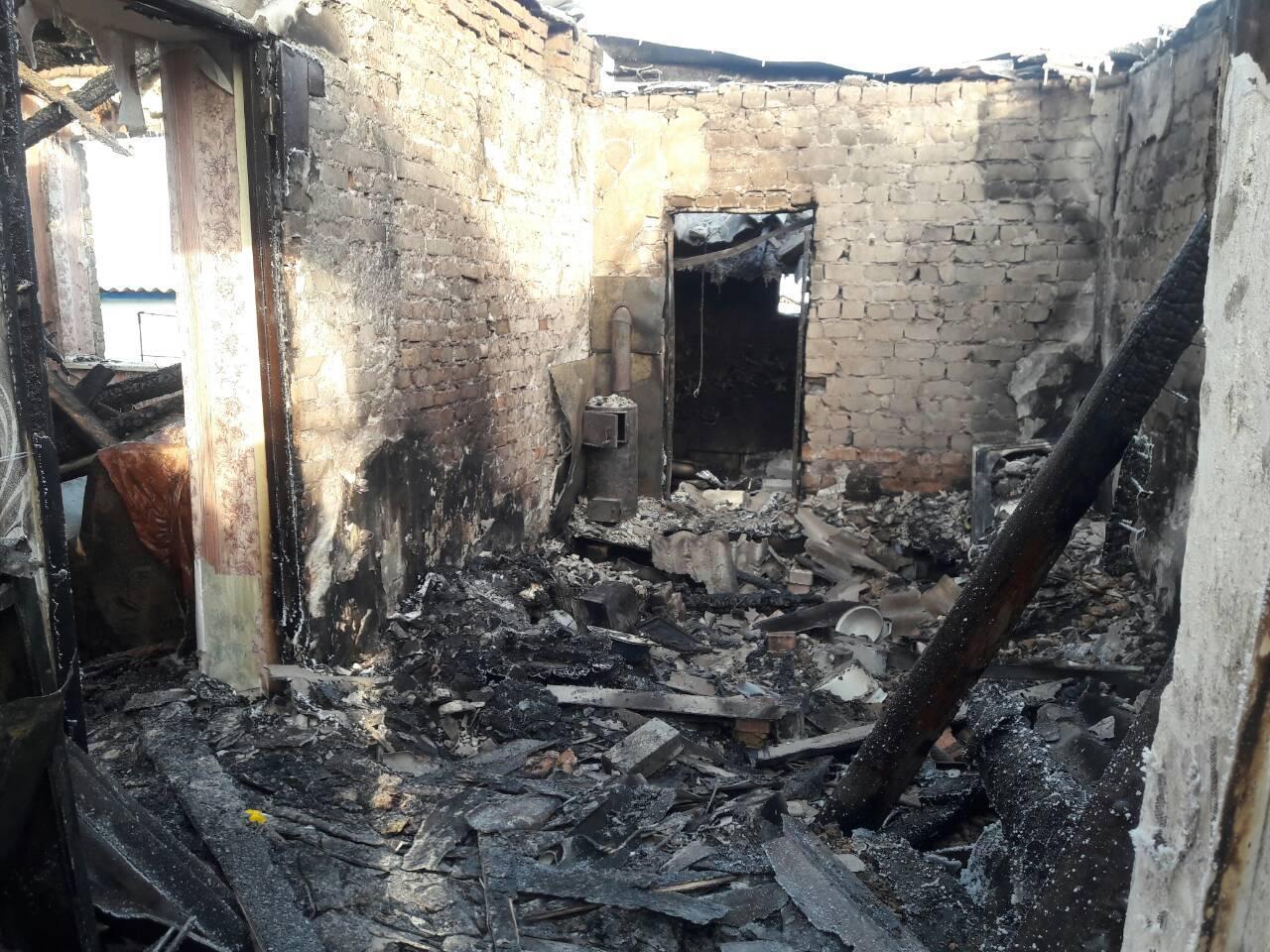 Взрыв газа в Запорожской области: опубликованы новые снимки с места событий (ФОТО)
