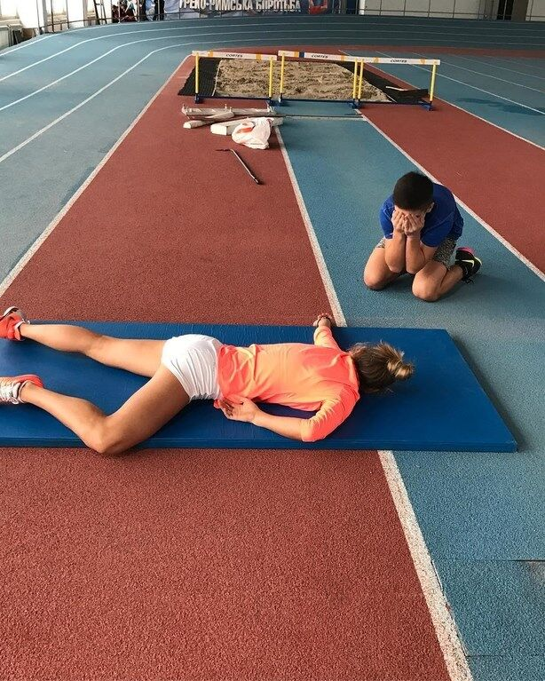 У мережі показали особисті фото 15-річної українки, яка стала сенсацією на Australian Open