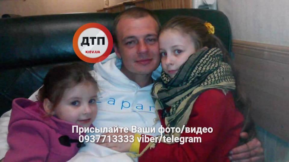 В Киеве пропал мужчина с необычными приметами