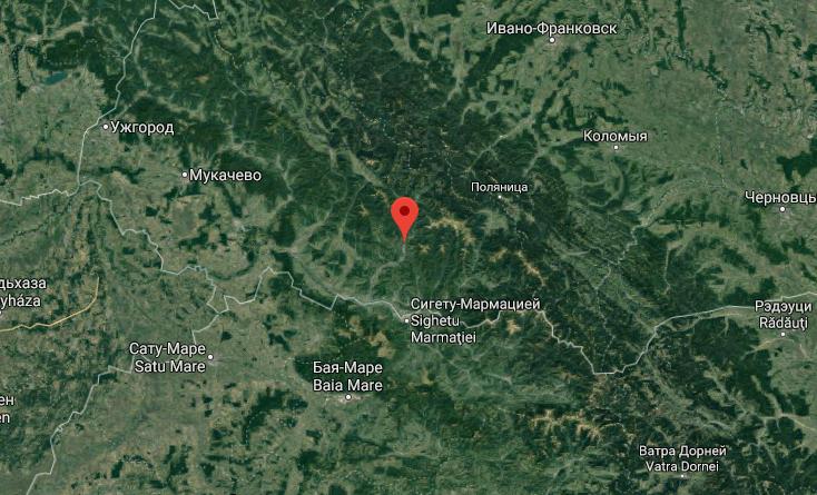 Убийство произошло в поселке Дубовое Тячевского района