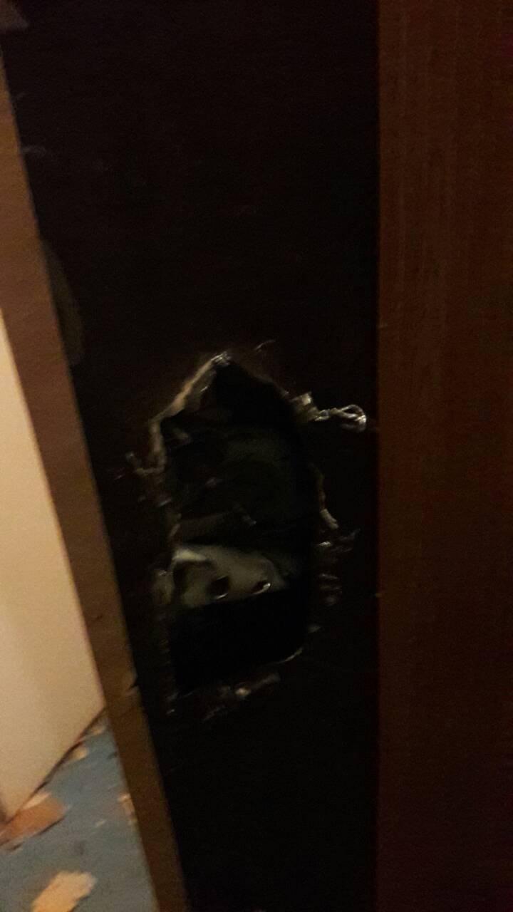У Києві варварським способом пограбували квартири