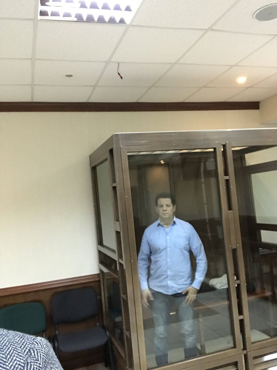 Дело Сущенко: в РФ суд вынес новый вердикт на апелляцию защиты
