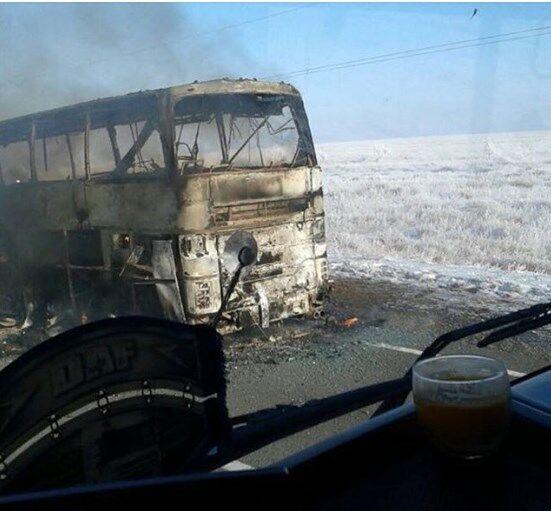 Сгорели заживо: появились первые фото с места гибели 52 человек в Казахстане