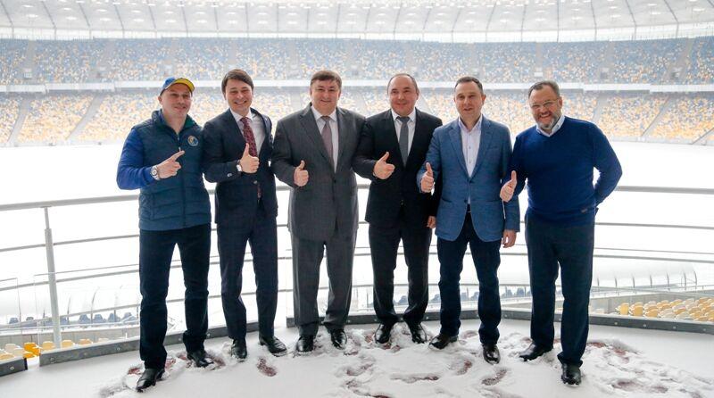 Назло скептикам! В Киеве роскошно презентовали юниорский ЧМ по хоккею