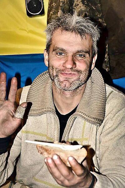 """""""Киборг"""" Игорь Брановицкий"""