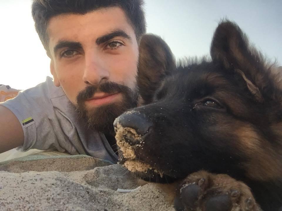 В Киеве варварским способом похитили щенка