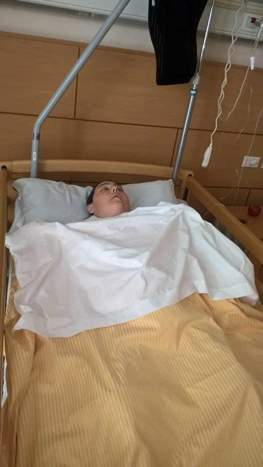 Уходила в страшных муках: умерла тяжелобольная девушка-боец АТО