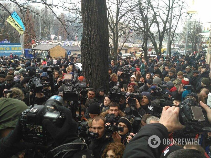 Убийство Ноздровской: в Киеве прошла акция протеста