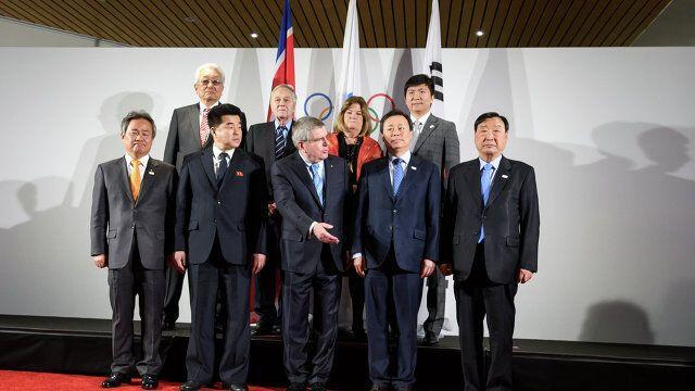 Зустріч КНДР і Південної Кореї