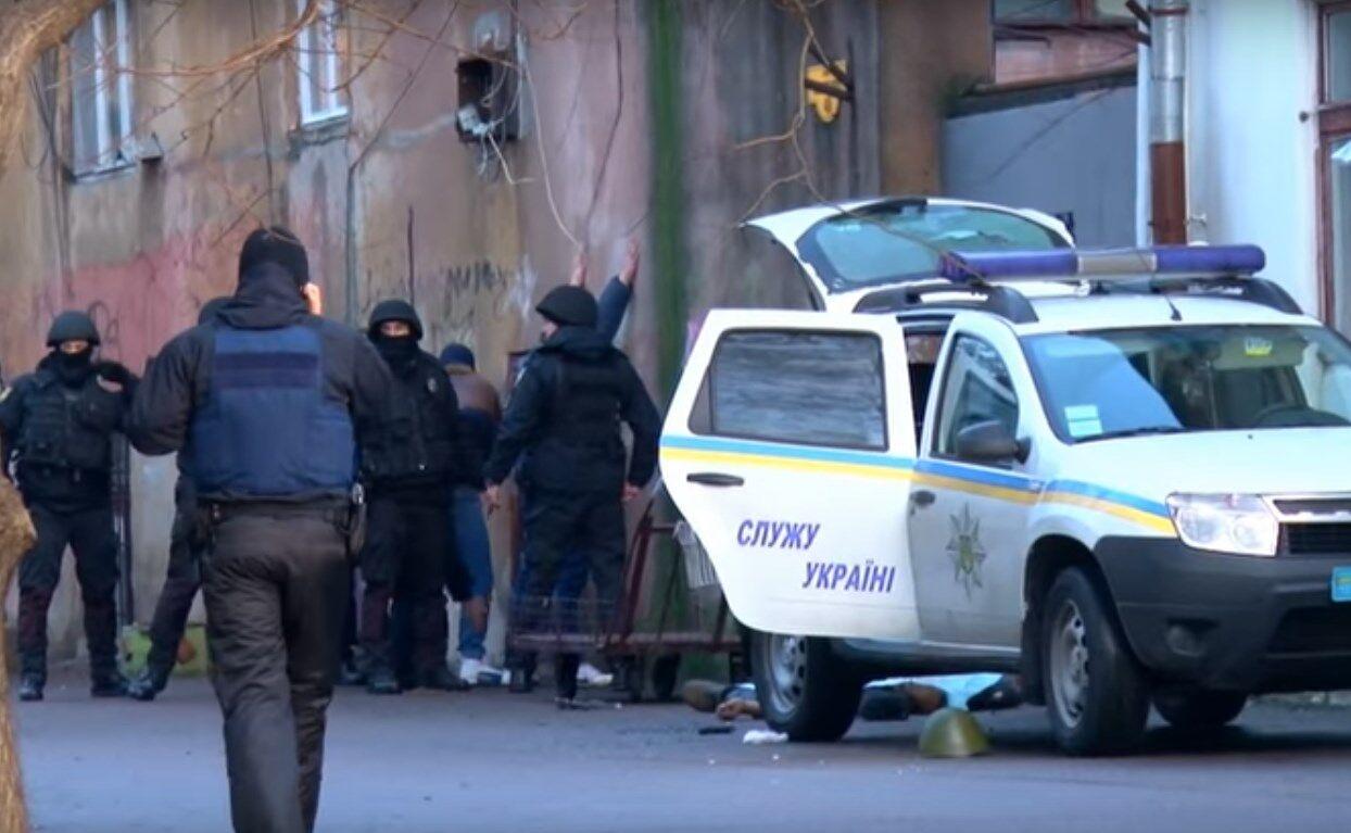 Стрельба в Одессе: что произошло на самом деле