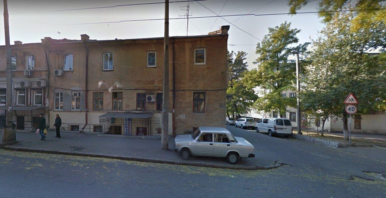 Одесса, ул. Новосельского, 48