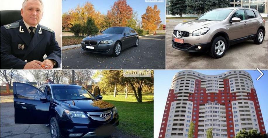 """Скромный доход: прокурор ГПУ внезапно """"оброс"""" ценными квартирами и авто"""
