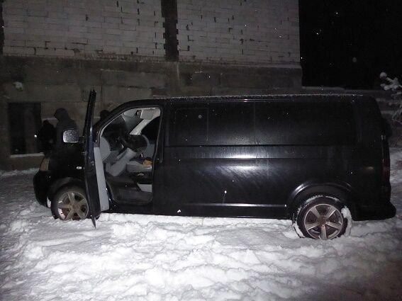 В Киеве посреди улицы произошло дерзкое похищение человека