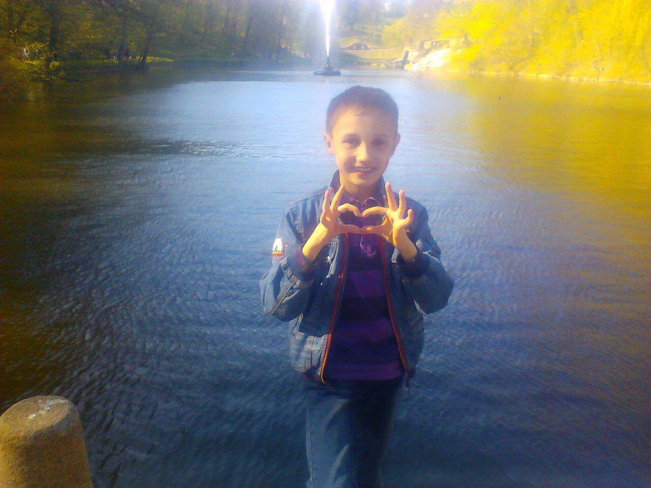 12-летний Руслан Непотенко