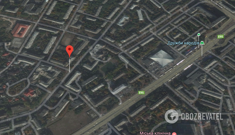 Нападение произошло на ул. И. Кудри