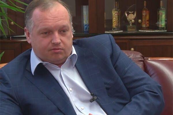 Михаил Лабутин