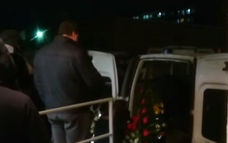 В Киеве тайно простились с погибшими в Кабуле украинцами