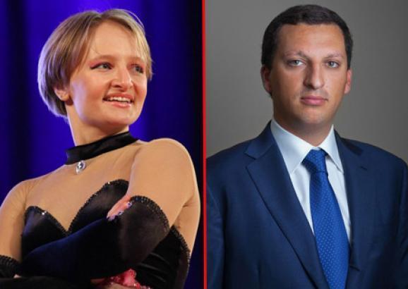 """Bloomberg: """"дочь Путина"""" рассталась с мужем-миллиардером"""
