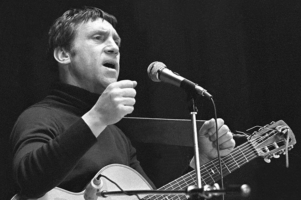 Владимиру Высоцкому – 80 лет: слушать лучшие песни