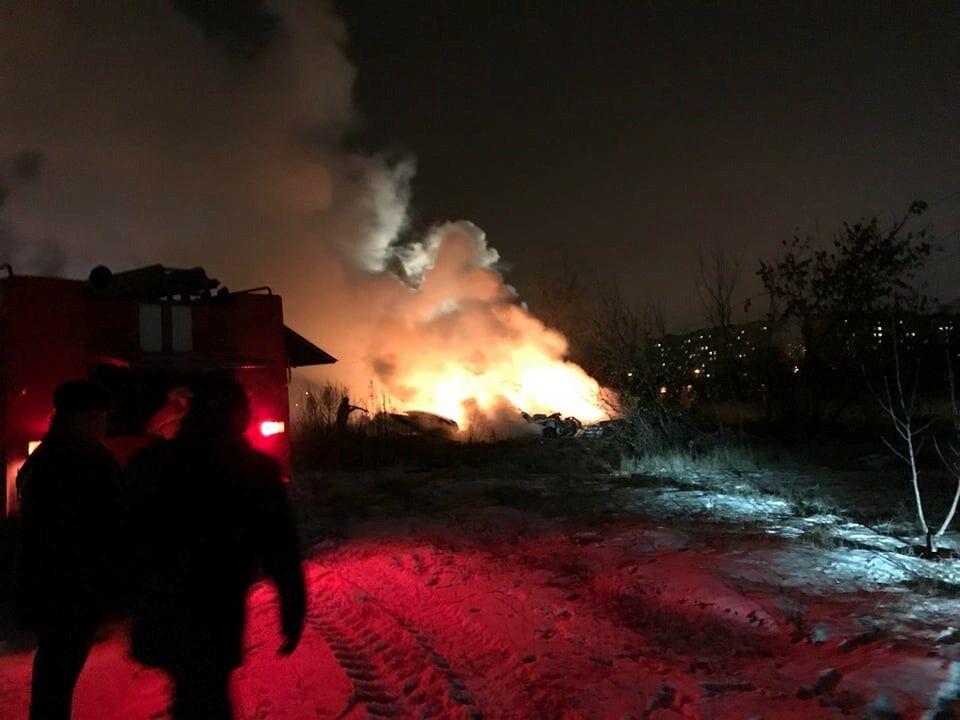 Курсанты ни при чем: всплыли новые детали авиакатастрофы в Кременчуге
