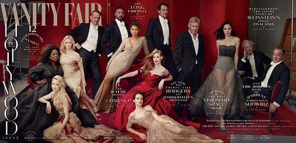 Обкладинка Vanity Fair
