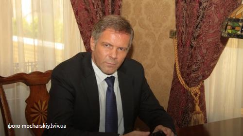 Экс-депутат Андрей Мочарский
