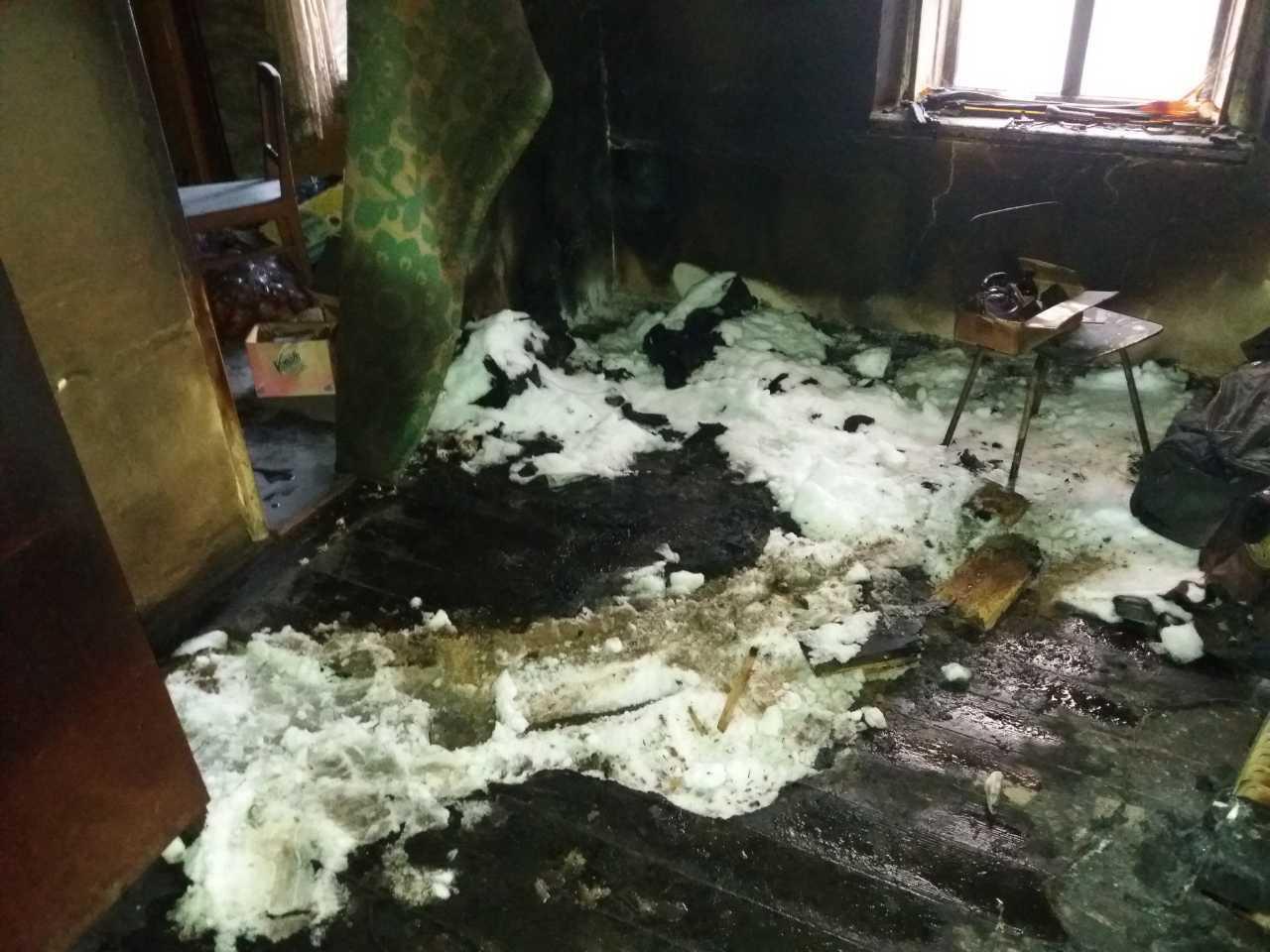 В Запорожской области за день сгорели 2 человека (ФОТО)