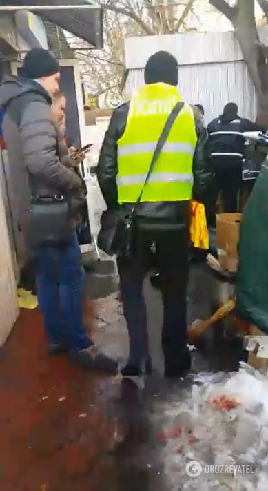 Стрельба в Киеве: появились подробности смертельного ЧП