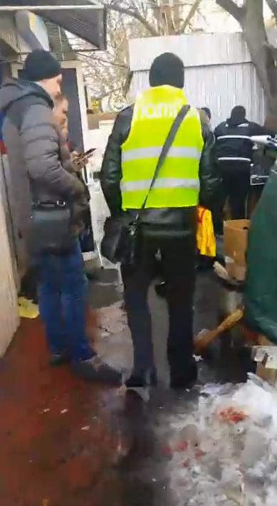 Прямо в сердце: очевидцы рассказали жуткие детали стрельбы в Киеве